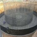 宜城鍋爐煙囪安裝螺旋鋼梯