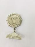 立体胸徽厂,广东襟章制作,广告logo章,定制扣针