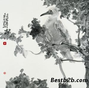 —周京新的艺术世界•水墨雕塑》,《周京新水浒人物八十图》