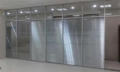朝陽區安裝玻璃隔斷北沙灘安裝磨砂玻璃隔斷廠家