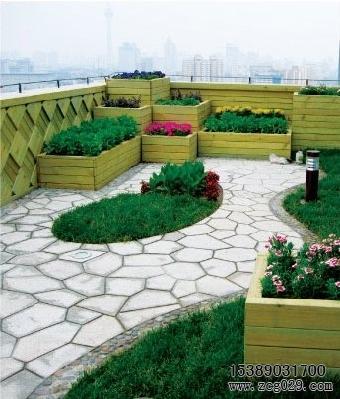 屋顶花园排水板