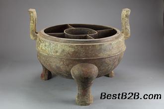 青铜火锅拍卖比较好