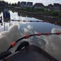 抽沙船配套使用管子浮體