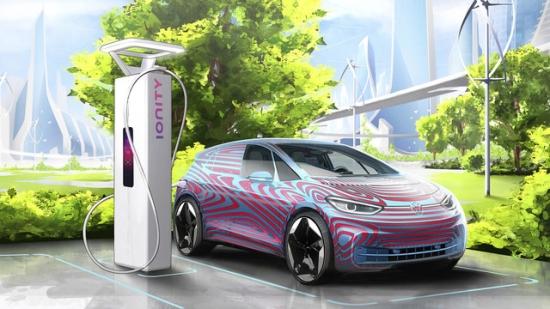 大众首款电动车欧洲开放预购 首周完成1.5万张订单