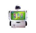 厂家直销 怡天动漫互动游戏机 AR体感教育机器人