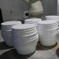 玻璃鋼螺紋茶幾廠家定制玻璃鋼小圓凳子廣東廠家