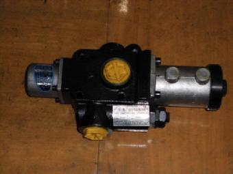 气控分配阀价格气控分配阀厂家青州华茂液压图片