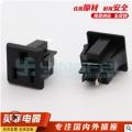 美標三插桌面插座美式AC電源工業插座美規插座