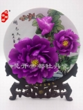 牡丹瓷-牡丹瓷制品-牡丹瓷工藝品-洛陽水月牡丹瓷