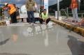 浙江臺州污水處理廠水池邊水泥破損快速修復