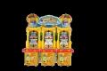 新款儿童游乐意彩注册设备水果e族三人投币游戏机厂家直销