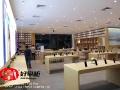 四川成都华为智能展示体验柜配件柜台收银台工厂直销