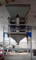 多功能小米计量包装机 面粉定量灌装包装秤