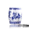 批發陶瓷米缸帶蓋 10斤20斤廚房用品