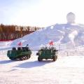 游樂坦克車 雪地越野坦克車 冰雪游樂設備