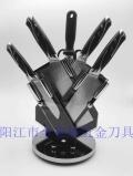 阳江厂家直销刀具比翼双飞七件套