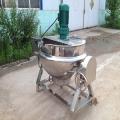 醬料炒鍋 火鍋底料炒鍋電加熱夾層鍋攪拌夾層鍋