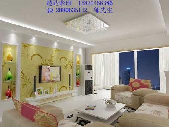 现代装饰居室的玻璃墙,电视背景墙,玻璃屏风,玻璃艺术浮雕品,玻璃艺术