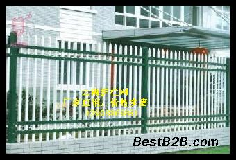云南昆明别墅锌钢别墅庭院护栏小区围栏公积金贷款无法图片