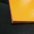 批發5mm橘紅色電木板 防靜電電木板