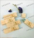 重庆市江北区木质卡式旋转U盘定制logo生产厂家