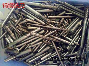 池州市废钨钢回收 回收废钨钢刀具