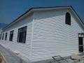PVC外墻掛板舊房改造板仿木紋鎖扣防水裝飾板