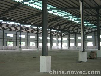 厂房钢结构除锈刷防腐油漆