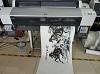 油畫 宣紙愛普生打印機設備
