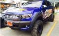 福特ranger皮卡车带钉轮眉改装件
