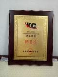 廣州白云區木質獎牌授權牌生產廠家突出貢獻獎獎牌