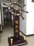 西安開業擺件 一帆風順大帆船 鼎盛千秋銅色鼎