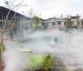 南京锦胜水系 景区人造雾设备 环保项目合作