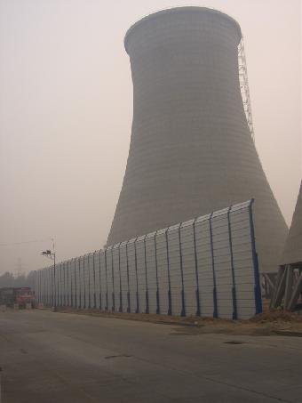 电厂冷却塔隔音