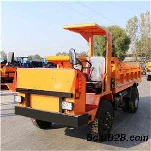 山东厂家批发带矿安许可证地下挖矿运输自卸车