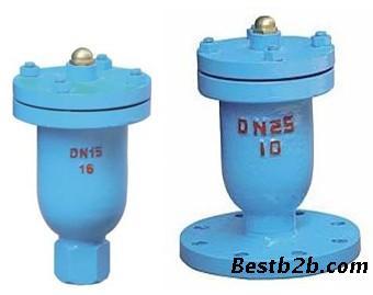 供应内螺纹丝扣单口排气阀qb1图片