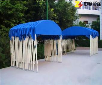 雨棚价格哪家便宜钢结构雨棚钢结构雨棚报价