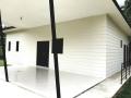 外墻掛板水泥外墻裝飾板木紋板安裝方法