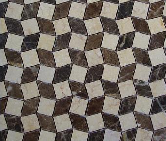 卫生间背景马赛克拼图 工程专用大理石