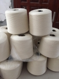 專用生產精梳棉90羊毛10混紡紗線32支緊賽紡