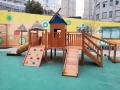 幼兒園攀爬架炭燒組合攀登架平衡木戶外感統兒童木制攀