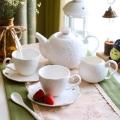 家用歐式陶瓷咖啡具 下午茶杯具 定制創意咖啡具