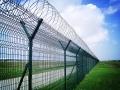 机场围界防爬设施围栏 2.5米高机场围界网