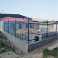 圍墻防爬欄桿 鋅鋼柵欄 鋅鋼護欄
