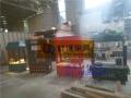 亳州市新华北路商业街零售花车图片