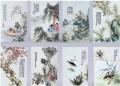 珠山八友瓷板畫市場收藏價值