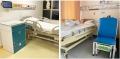 爱陪共享陪护床在陕西医院病房现身