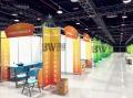 廣州展會攤位搭建施工團隊 標準展架安裝
