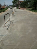 水泥路面啃边怎么处理?水泥路面啃边处理难不难?