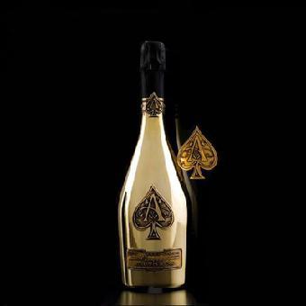 黑桃a香槟 法国顶级香槟 自贸区特惠